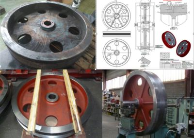 roue crep